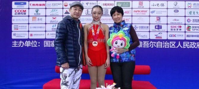 2016 Hong Kong Makes History - Won First Medal at National Winter Games